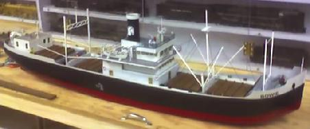 All SEARAILS ships are available in all scales. Tramp Steamers, Tankers, RO-RO, and Panamax Container Ships